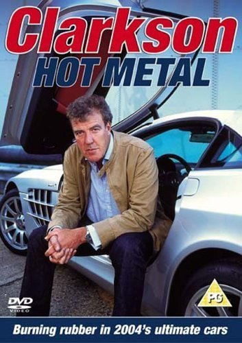 Poster - Clarkson: Hot Metal (2004)