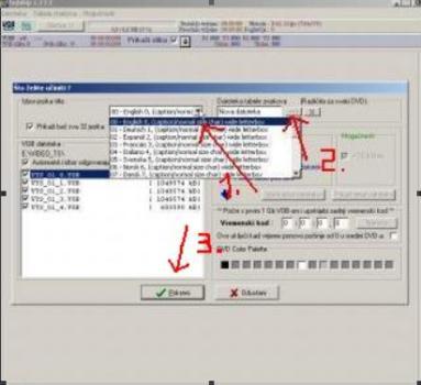 Kako izripati titlove s DVD-a pomocu SubRipa