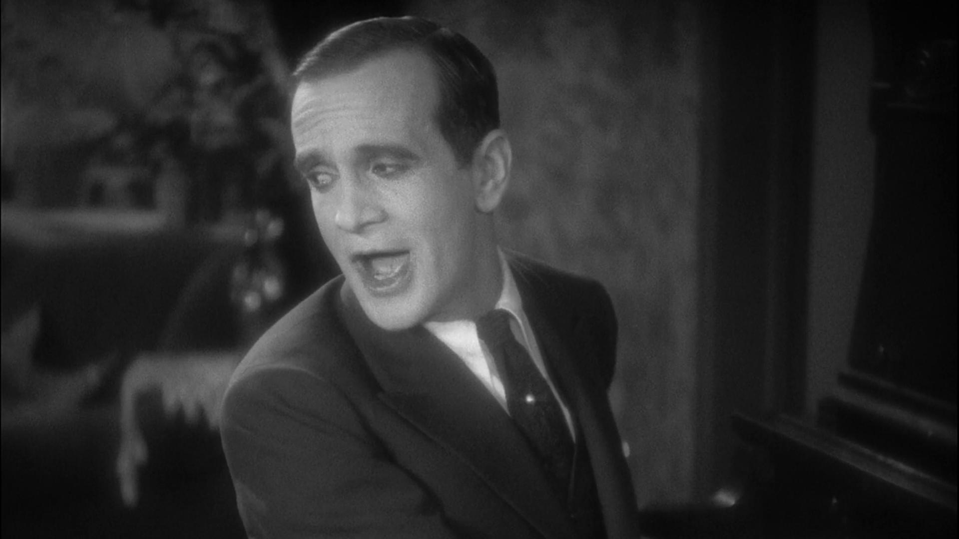 the jazz singer When the jazz singer, starring al jolson, was released as a feature-length movie on october 6, 1927, it was the first movie that included dialogue and music on the filmstrip itself.