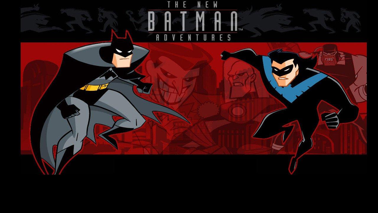 The New Batman Adventures