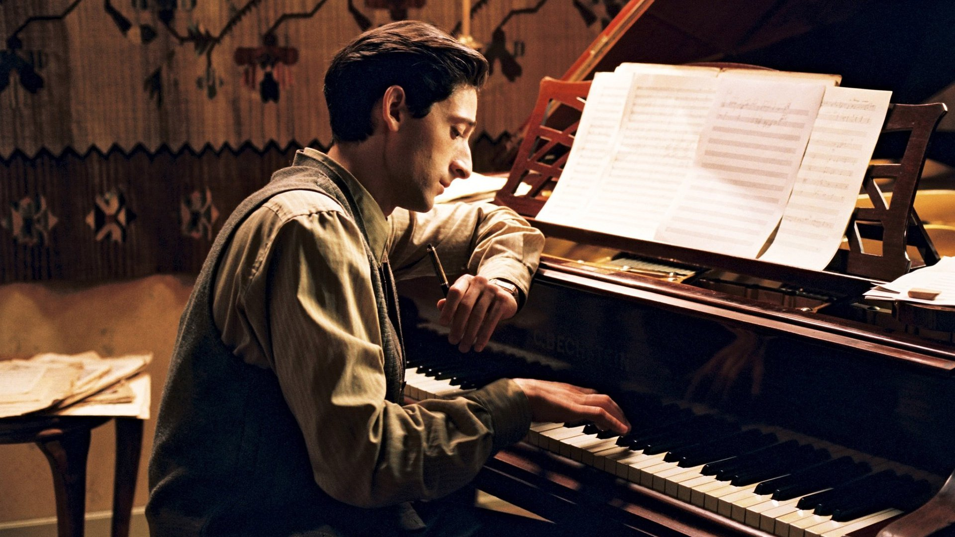 Rezultat iskanja slik za THE PIANIST 2002