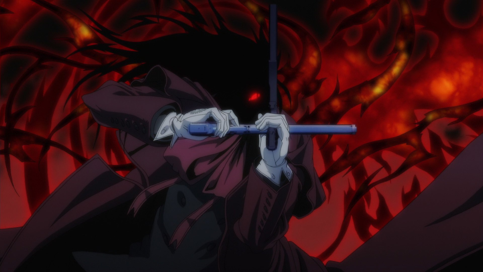 Ideal Hellsing police girl nude are