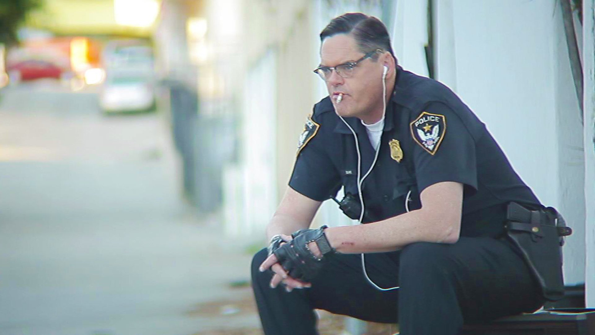 Порно полицейских смотреть онлайн