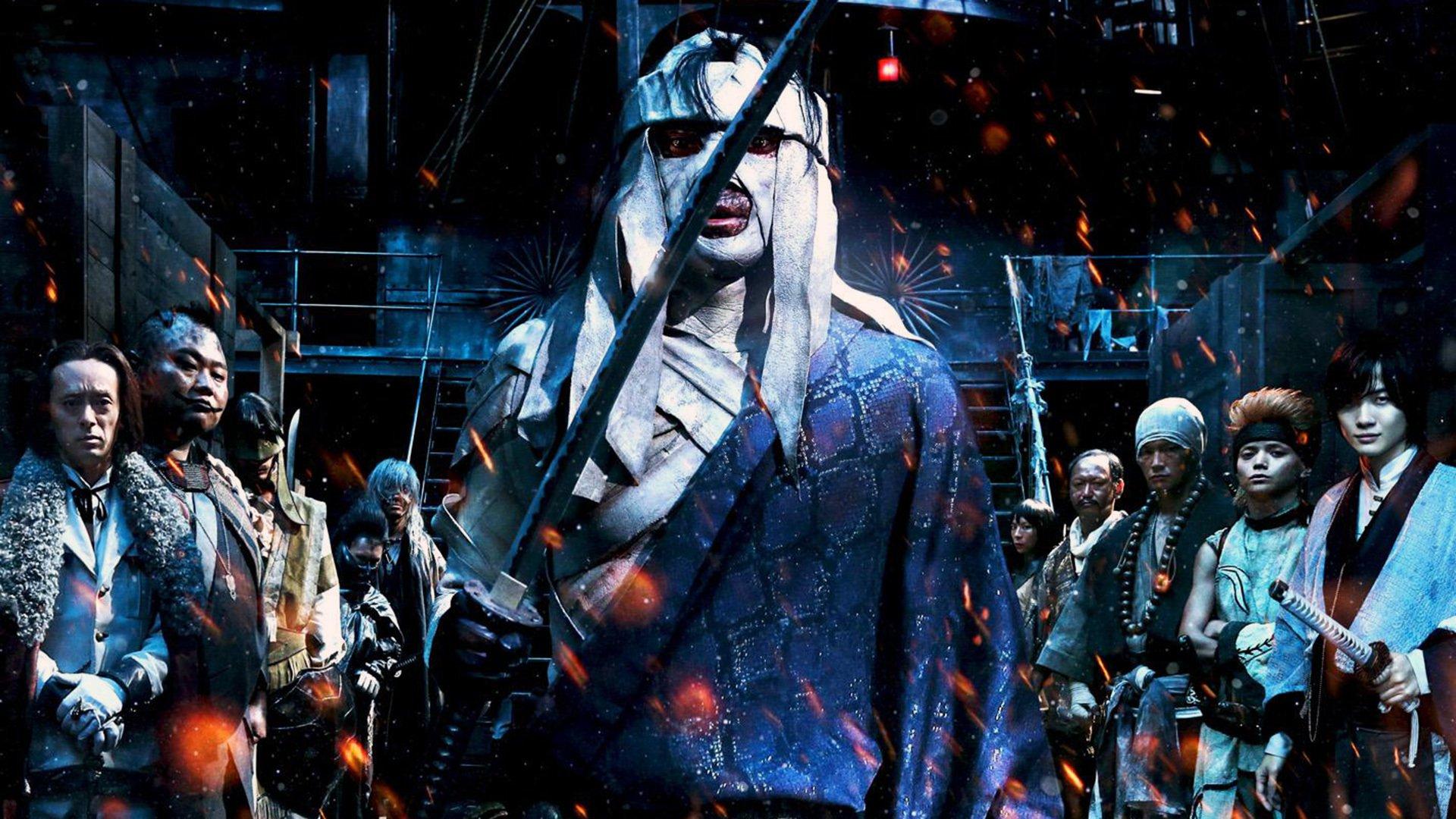 Rurôni Kenshin: Densetsu no saigo-hen