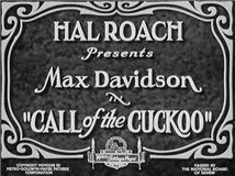 Call of the Cuckoo
