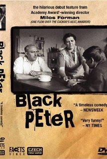 Cerný Petr Aka Black Peter