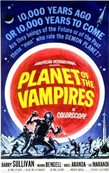 Terrore nello spazio Aka Planet of the Vampires
