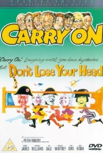 Carry On... Don't Lose Your Head
