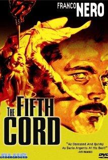 Giornata Nera Per L'ariete Aka The Fifth Cord