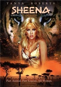 Sheena Aka Sheena: Queen of the Jungle