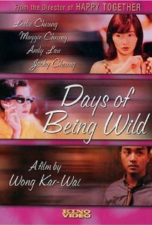 A Fei Zheng Chuan Aka Days Of Being Wild