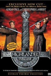 Highlander: Endgame Aka Highlander Iv