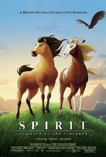 Spirit: Stallion of the Cimarron