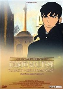 Corto Maltese: La maison dorée de Samarkand