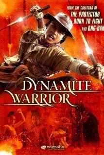 Khon fai bin aka Dynamite Warrior