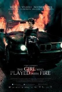 Flickan som lekte med elden