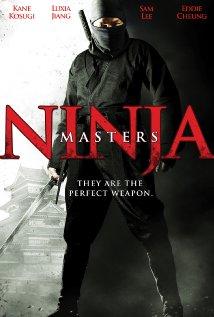 Zhang wu shuang aka Ninja Masters