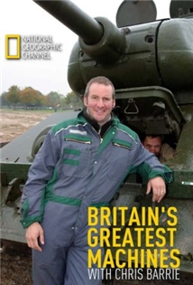 Britain's Greatest Machines with Chris Barrie