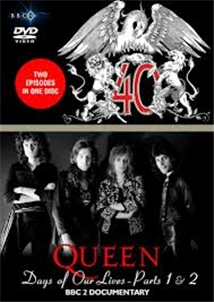 BBC: Queen: Days of Our Lives