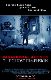 Paranormal Activity: The Ghost Dimension