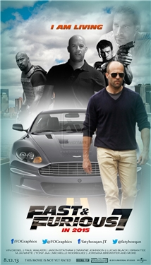 Furious Seven Aka The Fast And The Furious 7