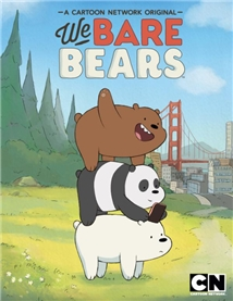 We Bare Bears: Log Ride
