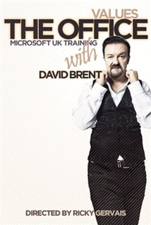 The Office Values : Microsoft UK Training with David Brent