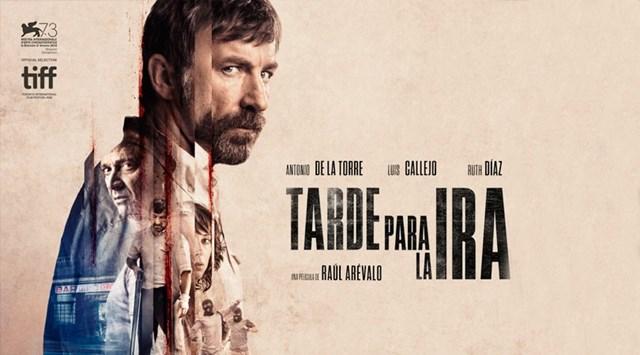 """Najbolji španski film za 2016. godinu je """"Bes strpljivog čoveka"""" (Tarde para la ira)"""