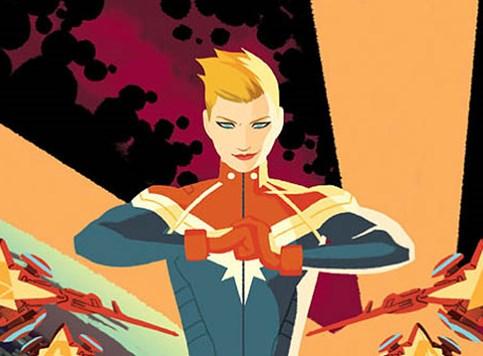 """Počinje snimanje """"Captain Marvel"""""""