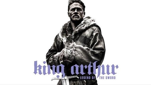 Gaj Riči snimio Kralja Artura
