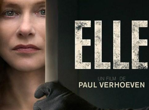 """Elle"" francuski film godine"