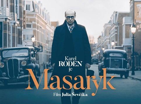 Masaryk češki film godine