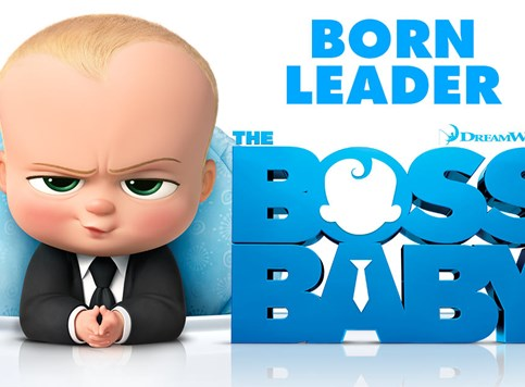The Boss Baby izaziva Beauty and the Beast