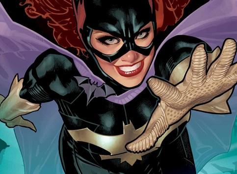 Batgirl film u planu