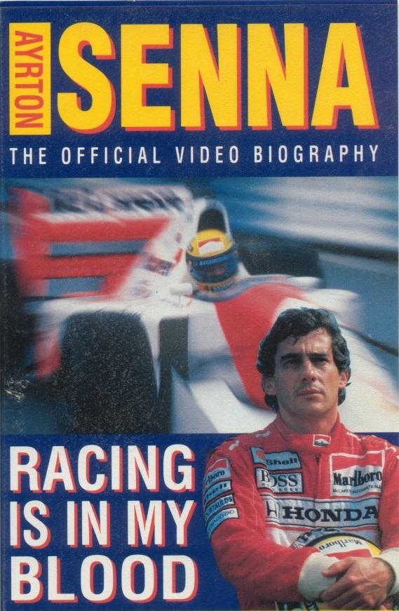 Ayrton Senna: Racing Is in My Blood