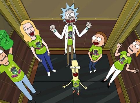 Konačno treća sezona Rick and Morty!