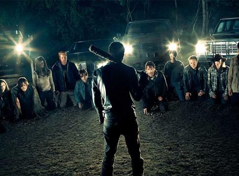 Walking Dead Season 7 Finale najgore od 2012