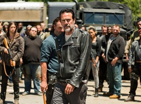 The Walking Dead Season 8 novi likovi