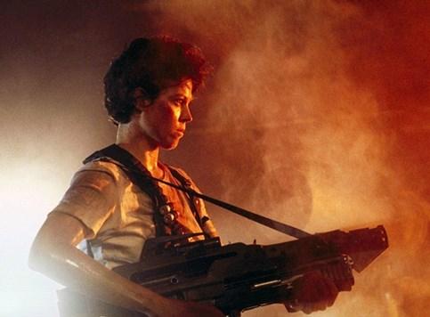 Digitalna Sigourney Weaver