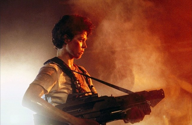 Digitalna Sigourney Weaver