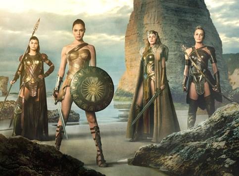 Wonder Woman prešišala 700 miliona!