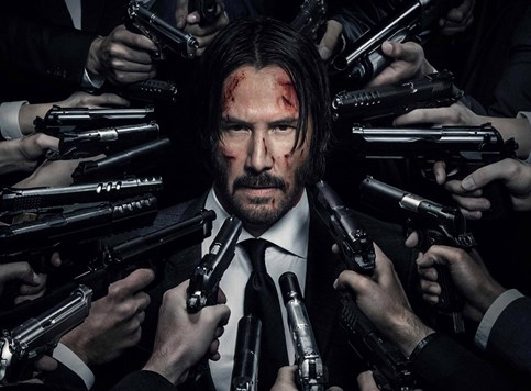 John Wick: Chapter Three zakazan!!!