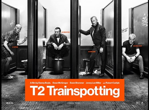Trainspotting vs T2