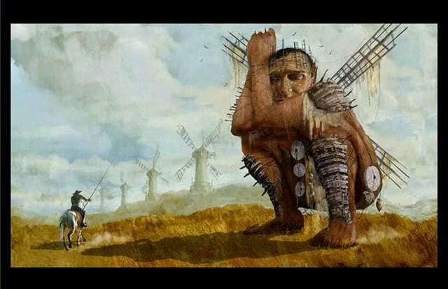 Terry Gilliam radi film po ideji Stanleya Kubricka