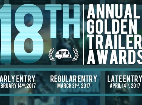 2017 Golden Trailer Awards