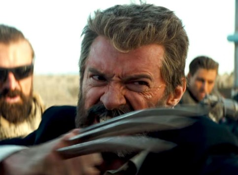 Logan ispred Kolibe