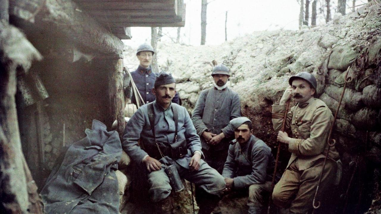 Foto prima guerra mondiale carso 77