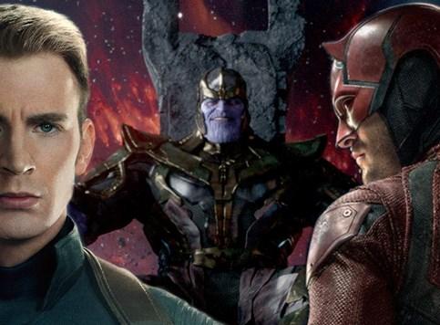 Timeline čitavog Marvel univerzuma!