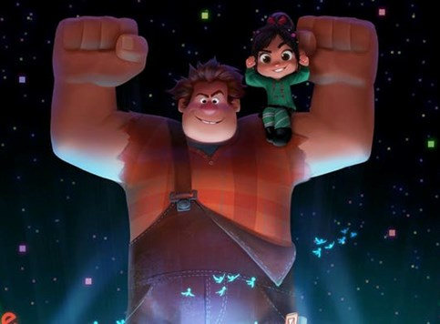 Wreck-It Ralph 2 tizer!