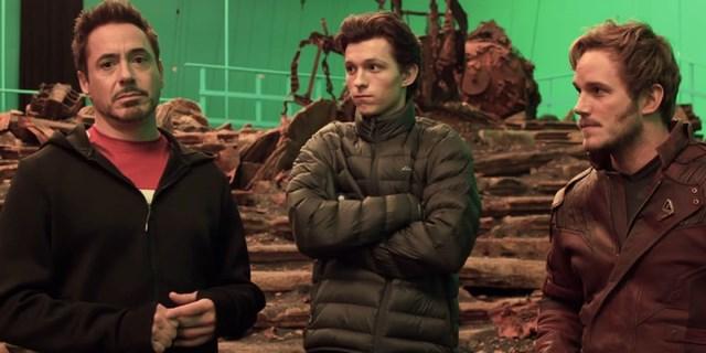 D23: Tizer za Avengers: Infinity War